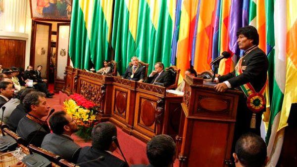Resultado de imagem para Evo Morales na onu
