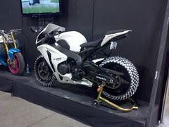 Ice sport bike