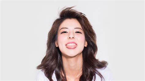hm kpop japanese girl smile wallpaper