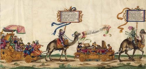 Triunfo del Emperador Maximiliano I (10)
