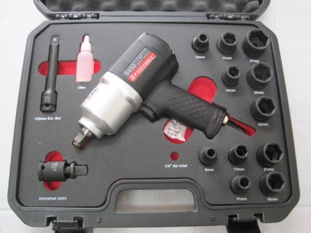 1/2″ Composite Air Impact Wrench Kit