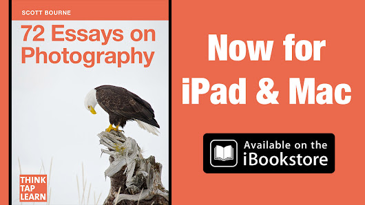Photofocus | Get 72 Essays on Photography by Scott Bourne for 99¢