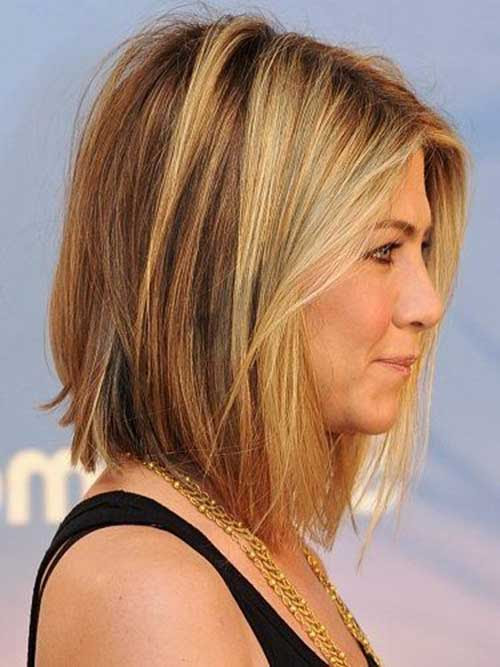 10 Jennifer Aniston Bob Haircuts Short Hairstyles 2016 2017 Most