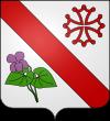 Blason ville fr Saint-Alban (Haute-Garonne).svg
