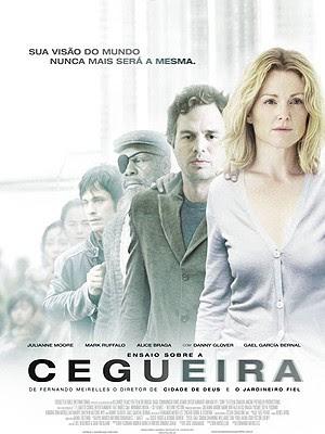Pôster nacional de 'Ensaio', com Julianne Moore e Alice Braga no elenco. (Foto: Divulgação)
