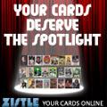 Zistle. Your Cards Online.