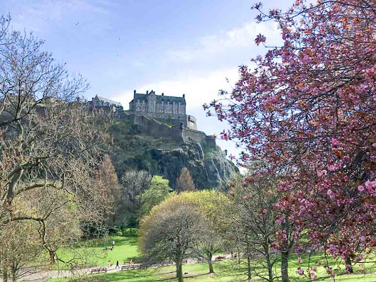 The Best Things to Do in Edinburgh During Spring - Migrating Miss