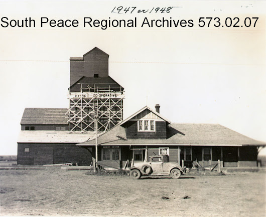 More fonds Added to our Website - South Peace Regional Archives