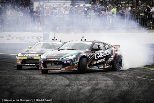 Formula Drift Seattle - Evergreen Speedway recap