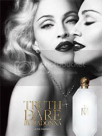 Madonna First Fragrance Commercial Truth or Dare