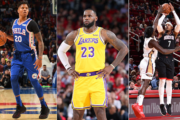 b54c11bbfe24 NBA Opening Week  LeBron James  Lakers Debut and More First Impressions