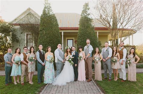 Antique Rose Emporium Wedding: Joy   Kevin
