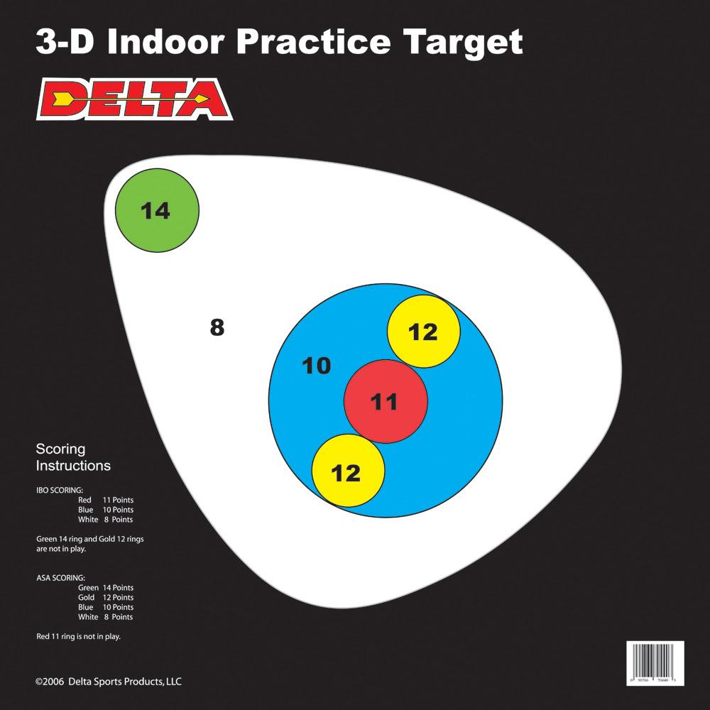 Paper Targets-Delta Archery Paper Targets McKenzie Archery Targets ...