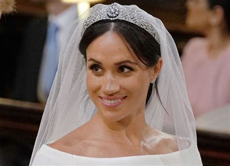Meghan Marke's Royal Wedding Makeup Is Worthy Of A Princess