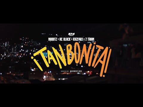 Ac Black, Naobtz, Kaze401, 7 Thian - ¡Tan Bonita! (Video Oficial)