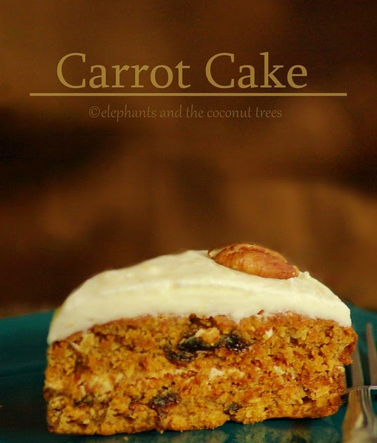 Carrot Cake Too Crumbly