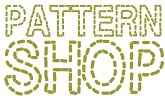 pattern shop icon