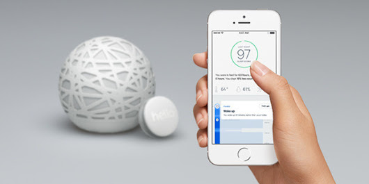 New Sleep Gadget Tracks Pretty Much Everything In Your Bedroom