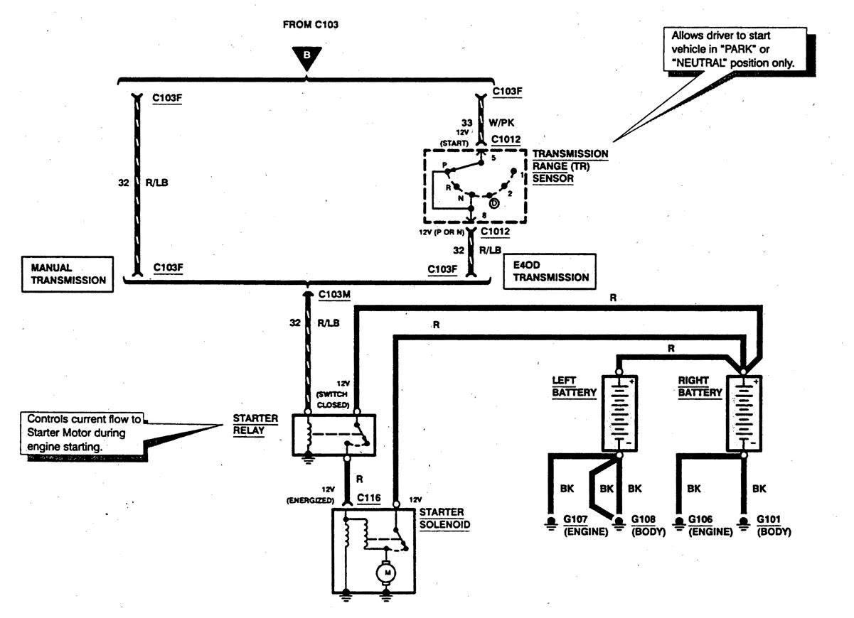 1997 ford f-350 powerstrike 7.3 diesel need wiring diagram ...