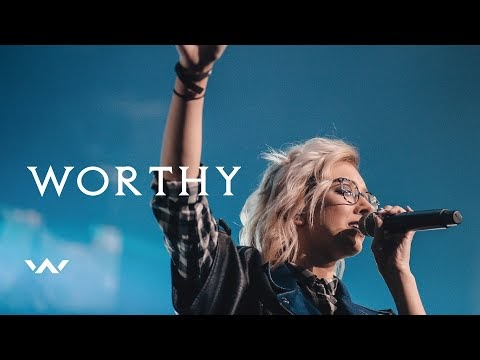 Worthy Lyrics - Elevation Worship