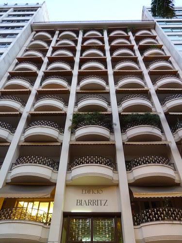 Edficio Biarritz, Flamengo, Rio de Janeiro