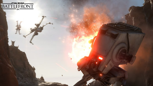 SuperData: Star Wars: Battlefront 'won't reverse' EA's luck with shooters