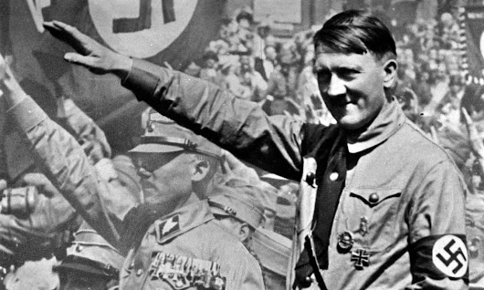 Hitler's world may not be so far away | Timothy Snyder | World news | The Guardian
