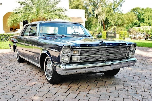 1966 Ford LTD for sale