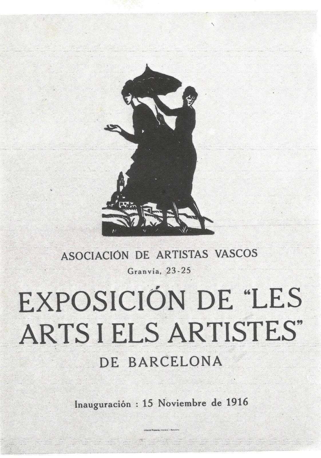 Resultado de imagen de agrupación Les Arts i els Artistes
