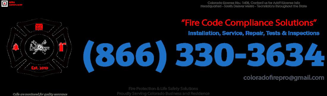 Denver, Colorado Springs & Aurora Fire Protection Company