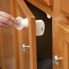 Safety 1st 9-Piece Magnetic Locking System Set, White