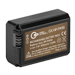 Green Extreme NP-FW50 Lithium-Ion Battery Pack (7.4V, 1030mAh) GX-NP-FW50