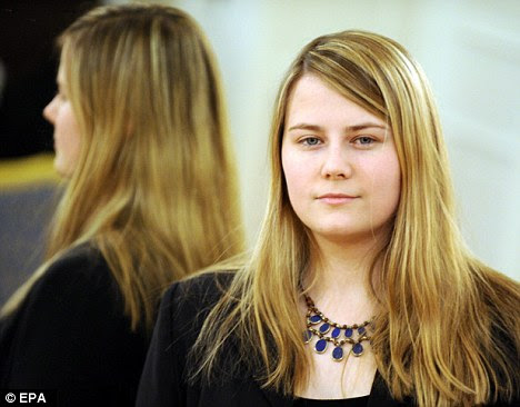 Victim: Austrian Natascha Kampusch spent more than 3000 days imprisoned after being kidnapped aged 10. She will speak about her ordeal next month