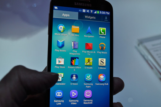 10 Most Interesting Apps for Samsung Galaxy S4