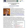 Current Edition of the Analytical Chemistry Division Newsletter