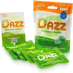 Dazz Cleaning Tablets All Purpose Cleaner Refill Pack