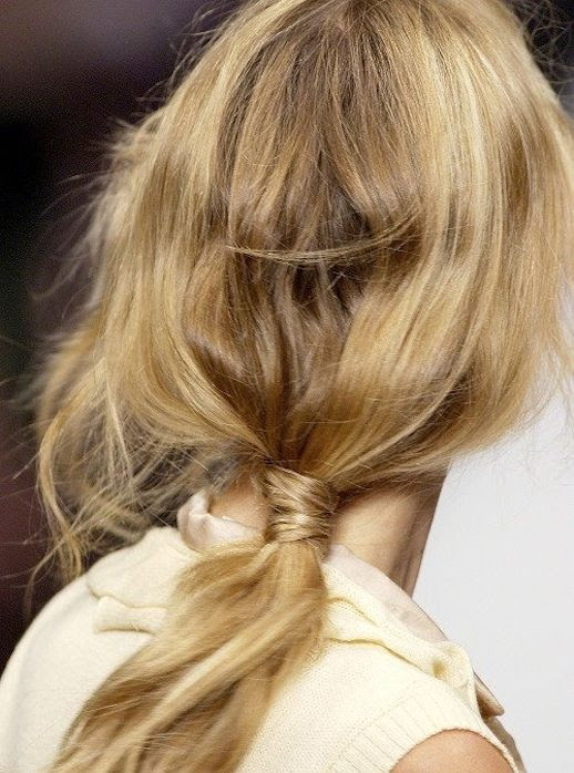 8 Le Fashion Blog 9 Inspiring Wrapped Ponytails Low Wavy Ponytail Marc Jacobs Via Style photo 8-Le-Fashion-Blog-9-Inspiring-Wrapped-Ponytails-Low-Wavy-Ponytail-Marc-Jacobs-Via-Style.jpg