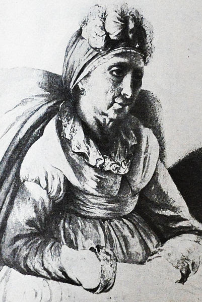 File:Laetitia Ramolino par Charlotte Bonaparte - sa petite-fille.jpg