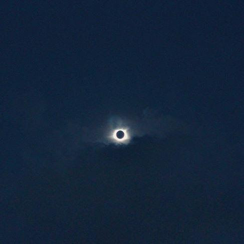 Solar Eclipse in Nashville, 2017