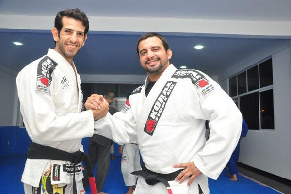 Técnicos Thiago Barreto e Thiago Galvão uniram a experiência