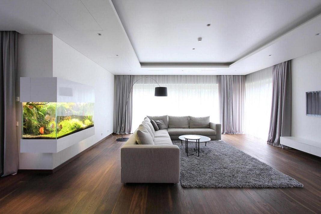 Ascetic and minimalist interior design CAANdesign Architecture and home design blog - Stylish Interior In Miami, Florida