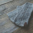 Arranmore Mittens pattern by Julia Schumacher