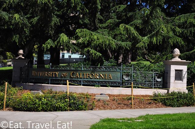 UC Berkeley, Berkeley, CA- UC Berkeley Signage