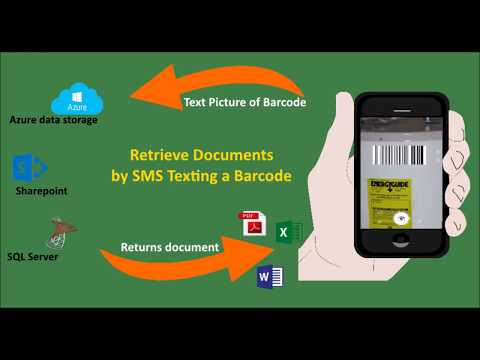 Give your customers access to product documentation through SMS Texting (no app or website needed)