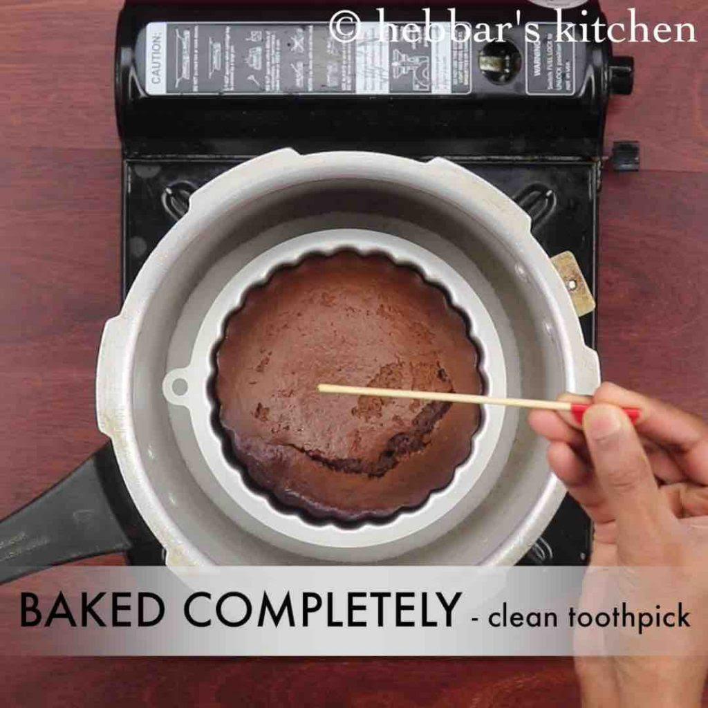 cooker cake recipe | pressure cooker cake | chocolate cake ...