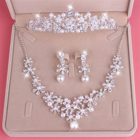 Aliexpress.com : Buy Trendy Wedding Bridal Jewelry Sets