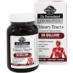 Garden of Life Dr. Formulated Probiotics Urinary Tract 50 Billion CFU 60 Vegetarian Capsules
