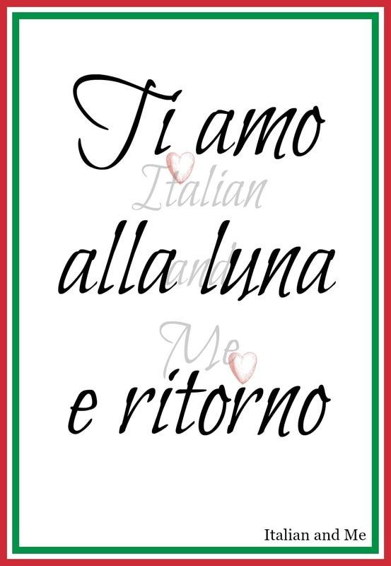 Italian And Me Blog