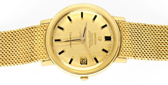 Originalfoto OMEGA CONSTELLATION AUTOMATIK CHRONOMETER