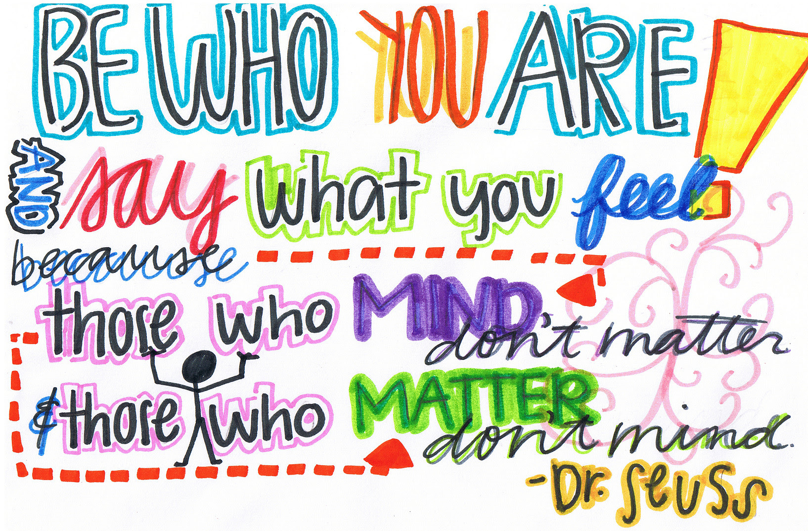 Dr Suess Quotes  Friendship Quotes